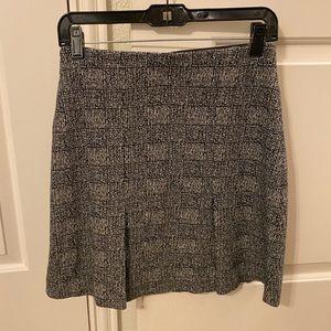 LOFT Plaid skirt